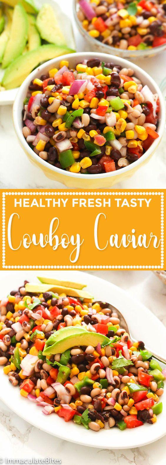 Cowboy Caviar - Immaculate Bites
