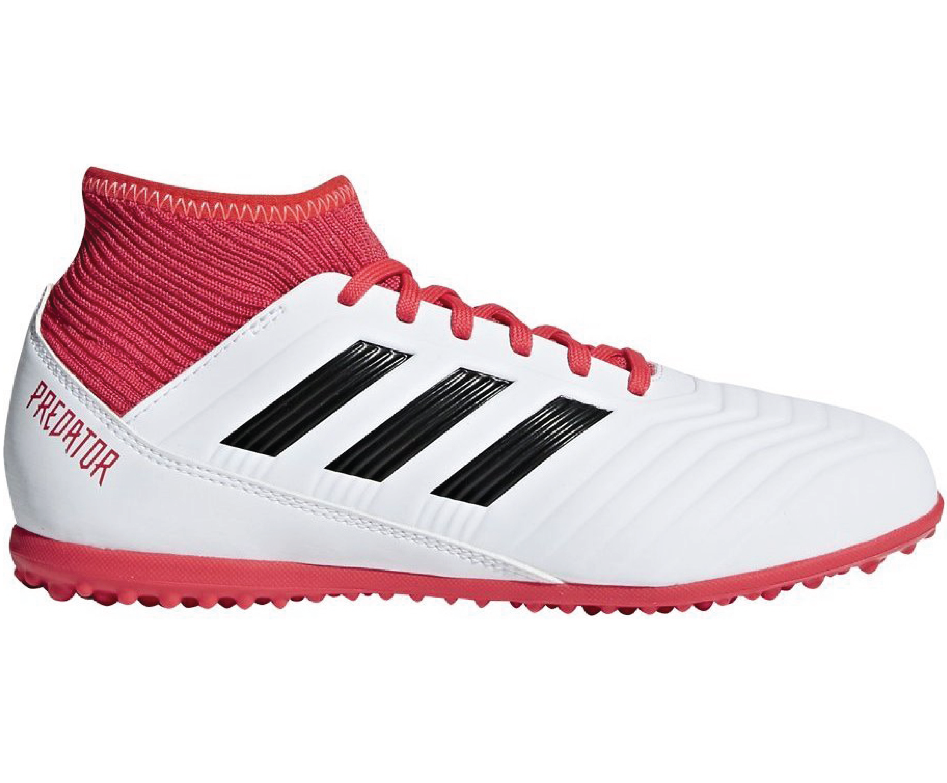 a84073679b9572 A picture of Adidas Kid s Predator Tango 18.3 Turf Indoor Soccer Cleats