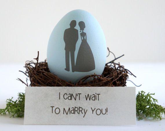 Bride To Groom Gift Wedding Day Husband Be