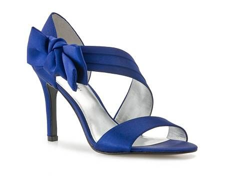 Kelly & Katie Meg Sandal at DSW, $44.95. I LOVE that shade of blue!