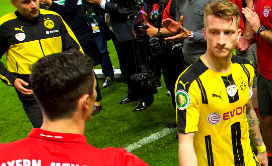Mario Götze and Borussia Dortmund 💛