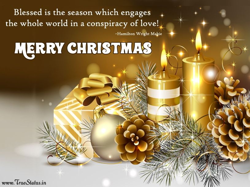 Merry Christmas Quotes and Inspirational Sayings for