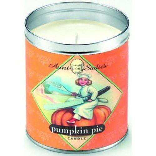 Aunt Sadie's Pumpkin Pie Candle                              …