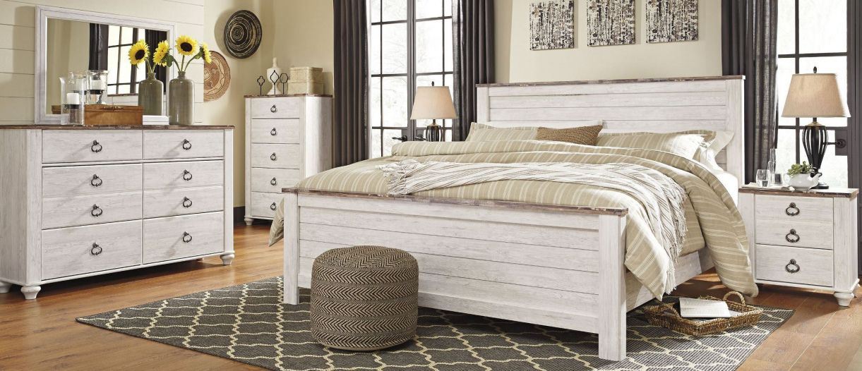 Whitewash Bedroom Furniture - Interior Paint Color Trends Check more ...
