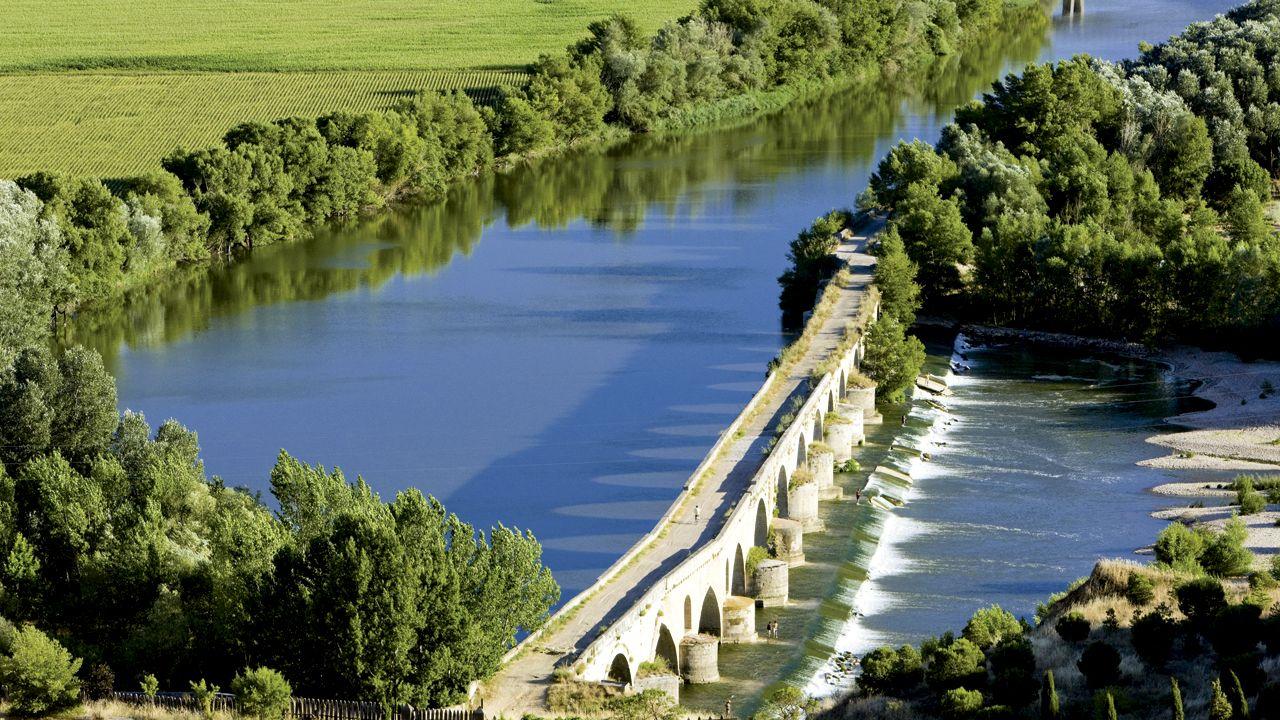 Puente Romano. Toro (Zamora)