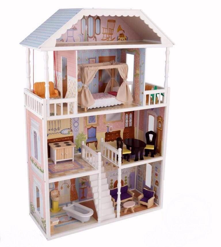 casa de muñecas barbie Buscar con Google casita Barbie