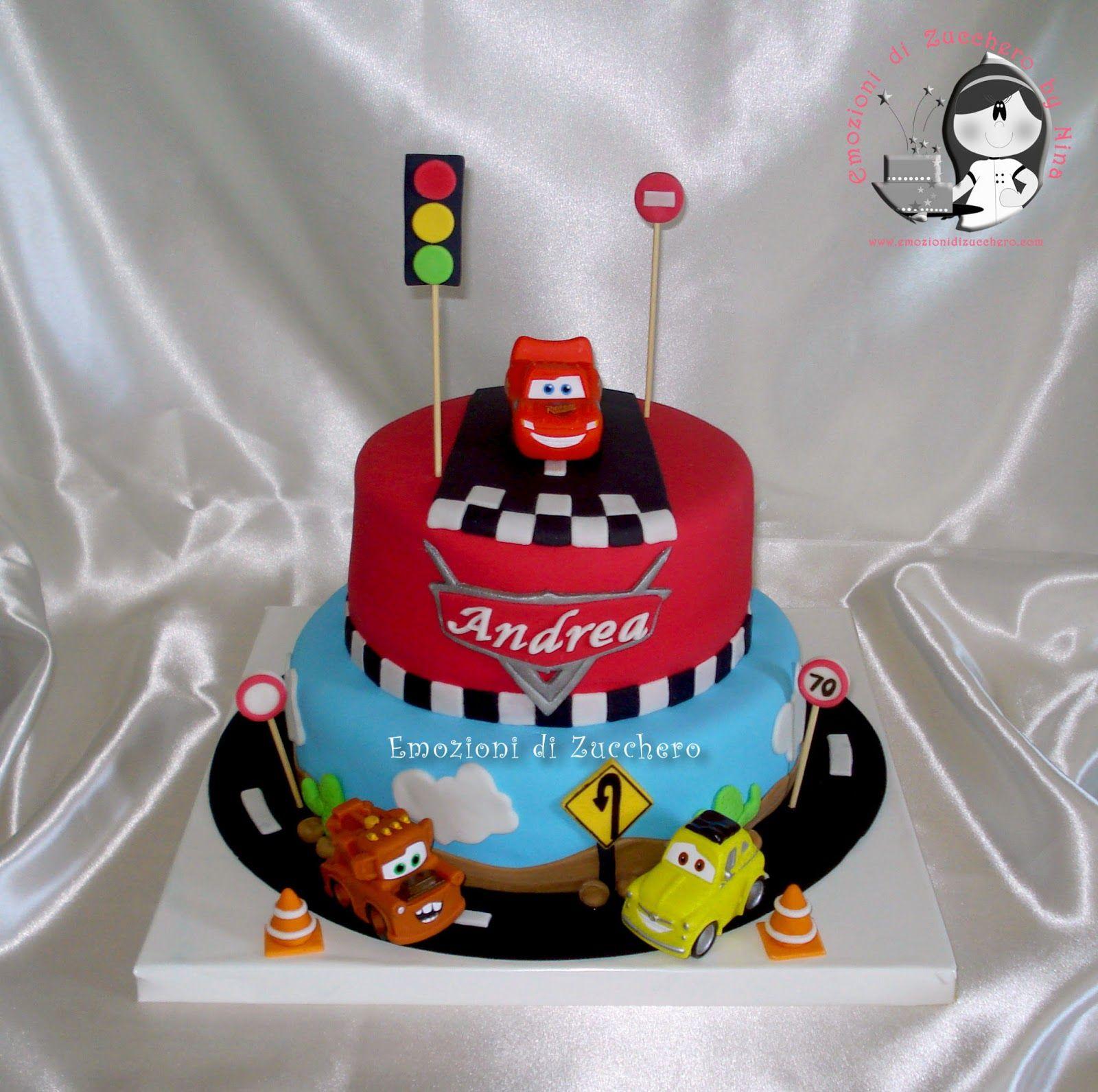 TORTA CARS Disney - Buscar Con Google