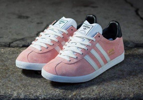 adidas gazelle og pink