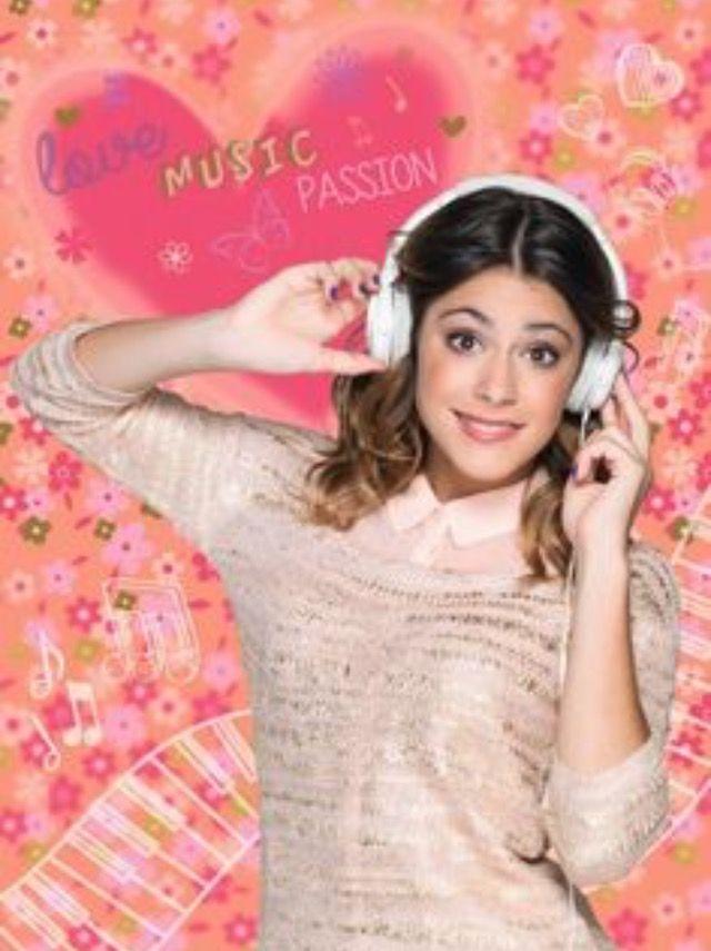Violetta Disney Channel Shows Netflix Kids Singer