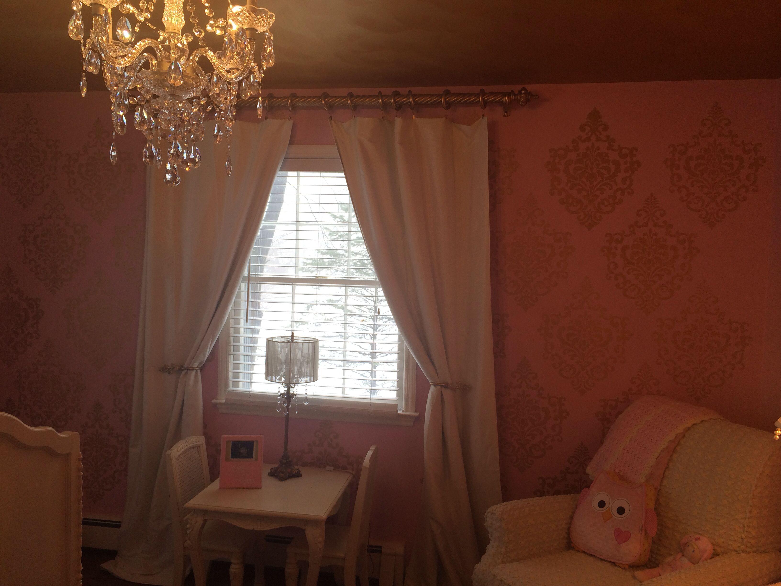 Baby Katerina's room is ready!