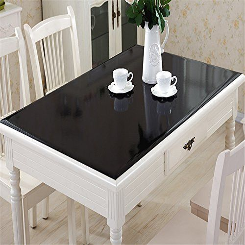 Dining Room Table Pad Protector Awesome Ostepdecor Custom Waterproof Pvc Protector For Tabledesk Table 2018