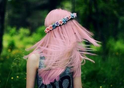 Pink hurrr