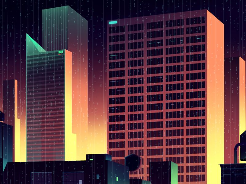 GONE.7 by RomainTrystram #Design Popular #Dribbble #shots