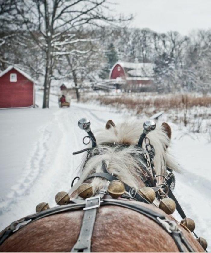 Favori Le paysage d'hiver en 80 images magnifiques! - Archzine.fr | Fond  HJ48