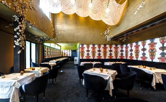 Providence Restaurant On Melrose In Los Angeles California La Restaurants Restaurant Providence Restaurant