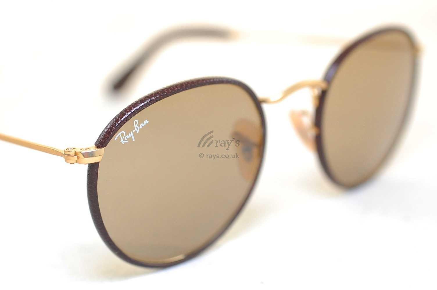 Ray ban round craft sunglasses for Ray ban round craft