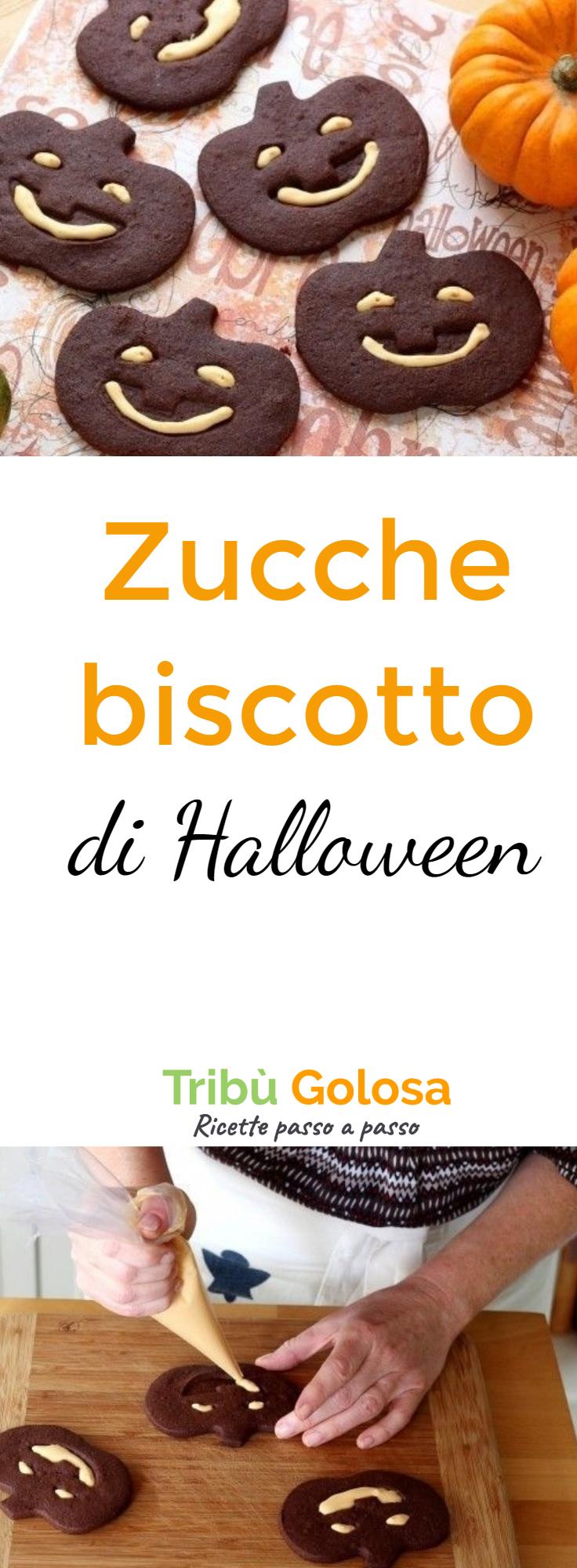 La ricetta IMPERDIBILE dei frollini di Halloween a forma