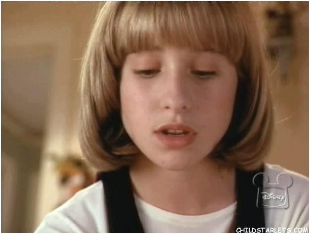 Image result for allison mack as a child