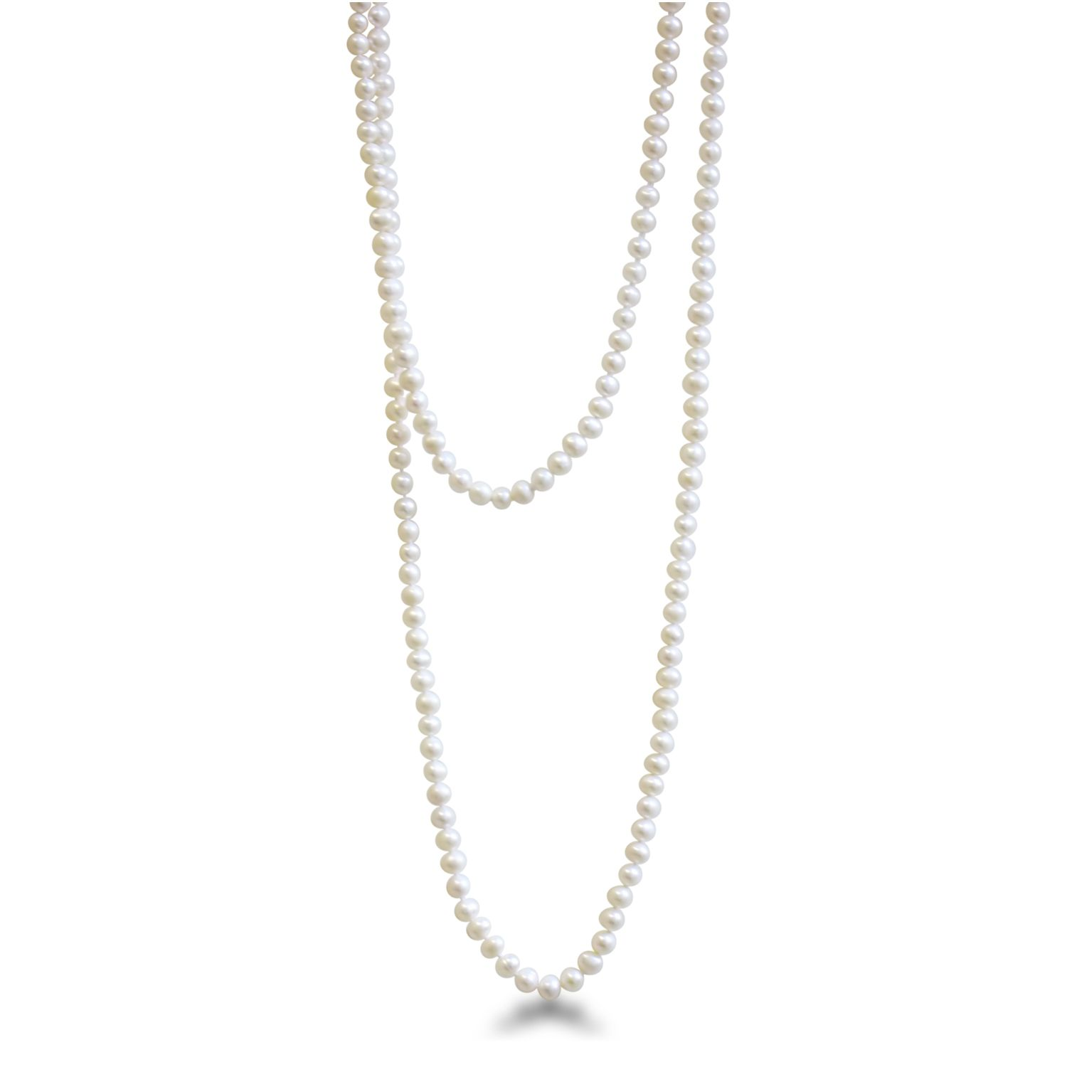 Breakfast At Tiffany's Pearl Necklace - $35.99. https://www.bellechic.com/deals/fa096066528d/breakfast-at-tiffany-s-pearl-necklace