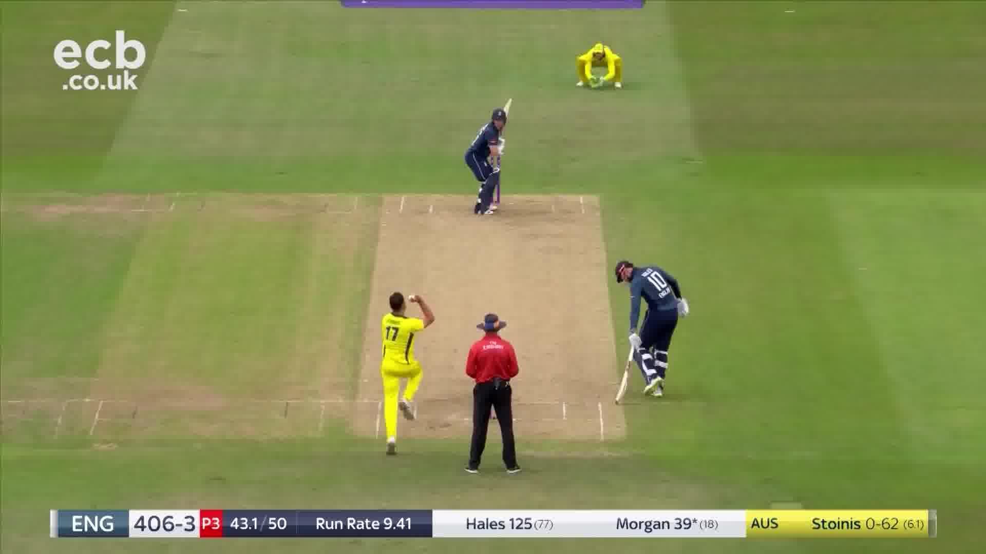Cricket 2018 Odi Aus Vs Eng Odi2018 Cricket Cricket Match