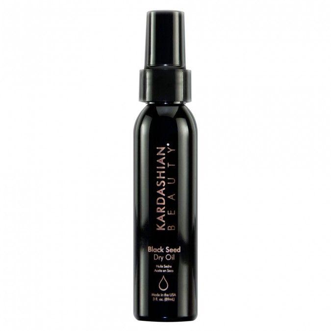 Kardashian Beauty Black Seed Dry Oil 89 mL $35 Fleur reccomends