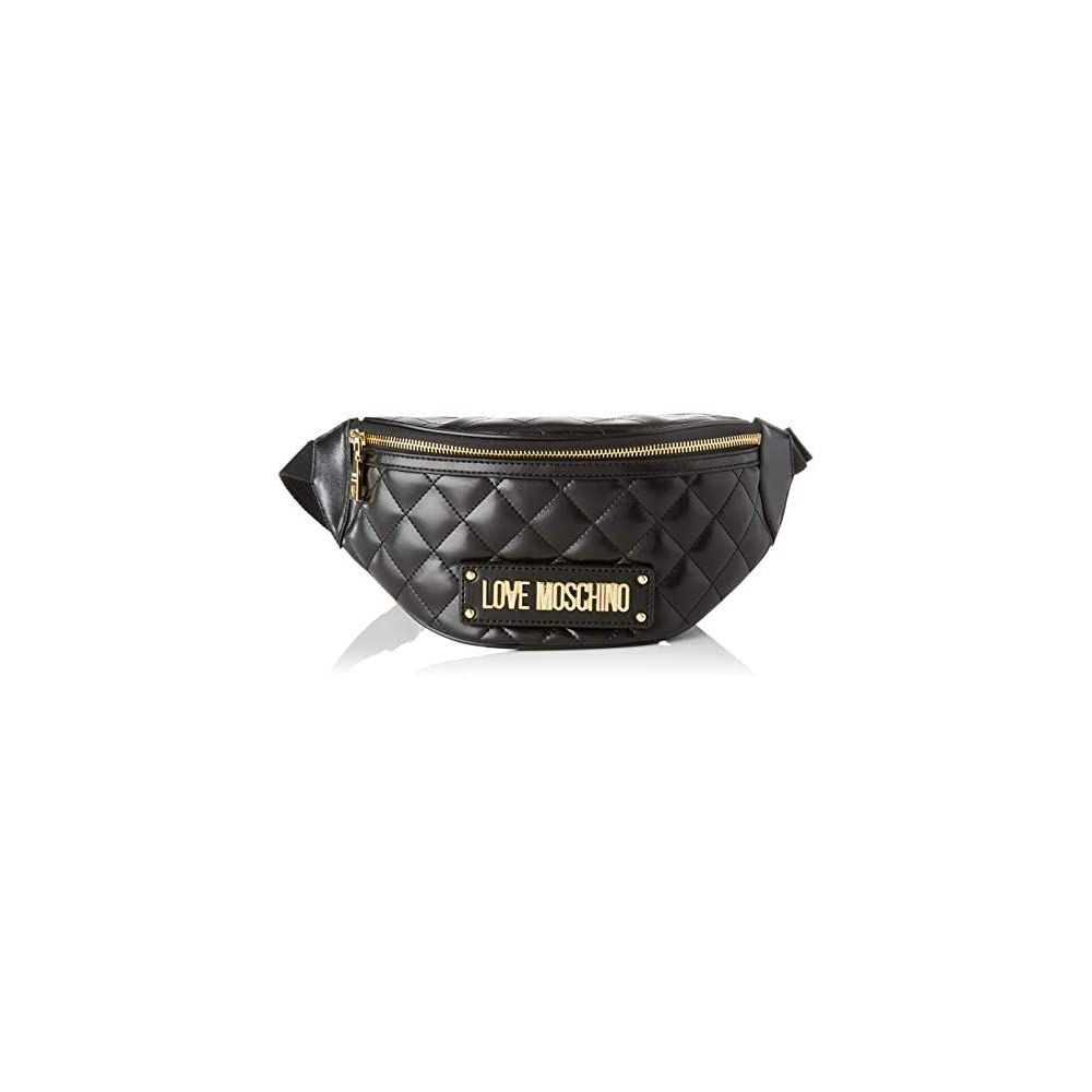 Fashion Love Moschino Borsa Quilted Nappa Pu