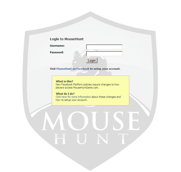 mousehunt login page mousehunt fun adventure games login page games