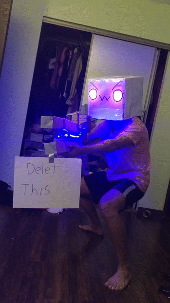 O͈͈w̻̠̯͓̫O̦, the Deleter of Realms : Bossfight