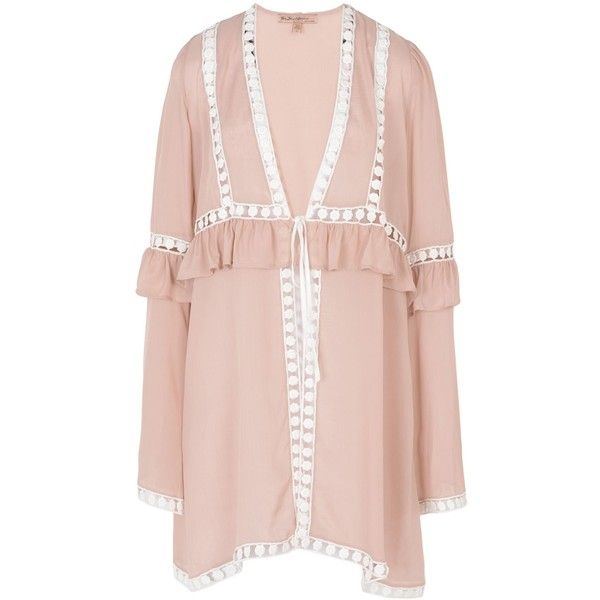 For Love & Lemons Dressing Gown ($323) ❤ liked on Polyvore ...