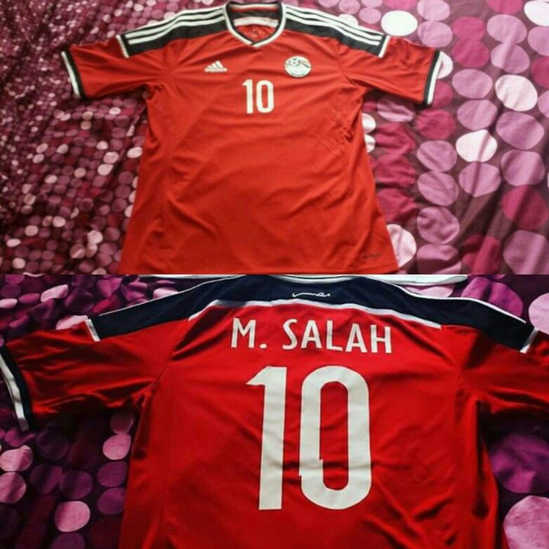 Egypt Adidas Away Jersey 2015 16 Not For Sale Soccer Shirts Jersey Shirts