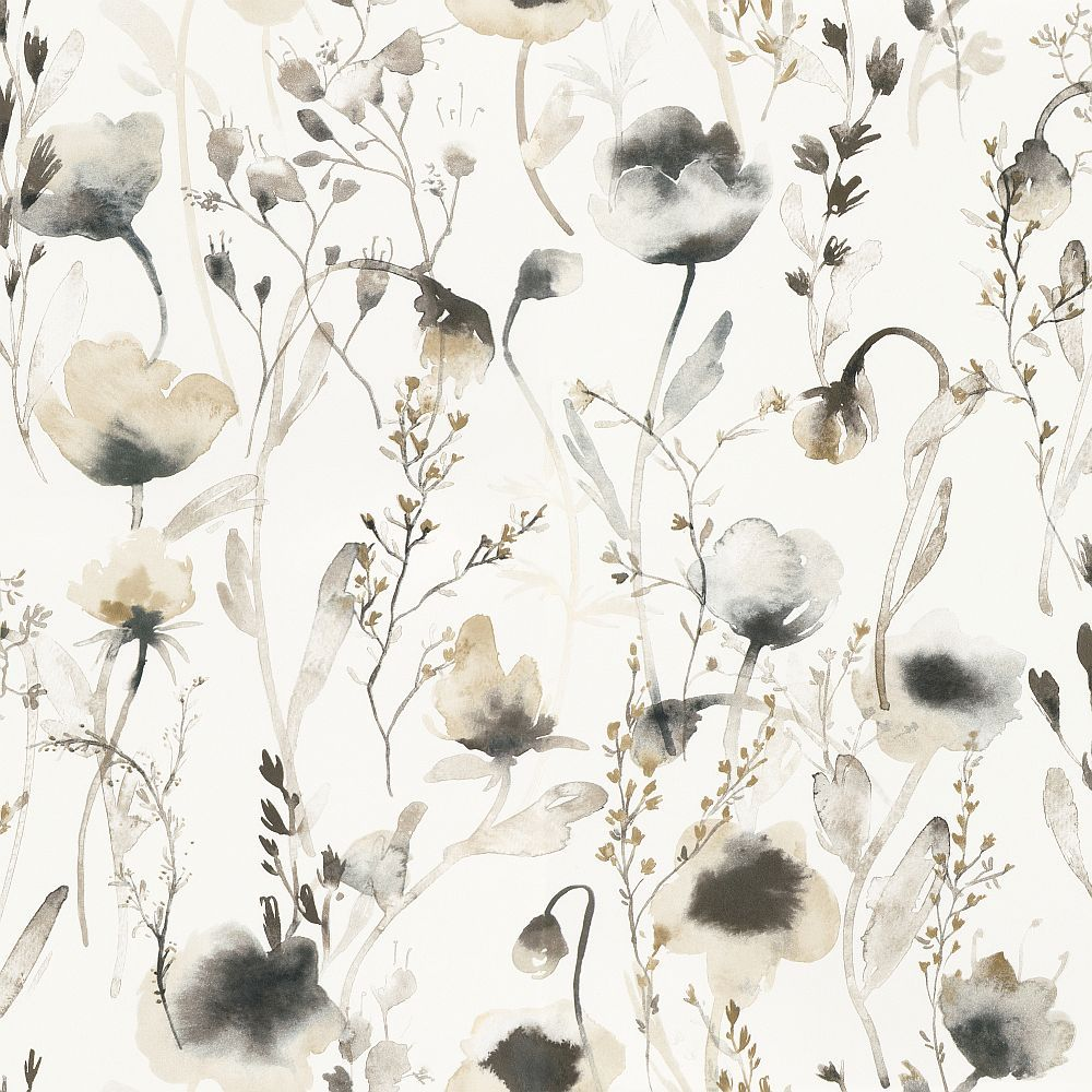 Lo By Sandberg Sepia Charcoal Wallpaper 226 79 In 2020