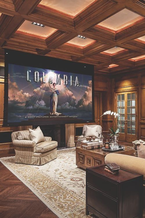 Checkout Our Excellent Home Theater Design Ideas My Dream Home Home Theater Design Home Theater