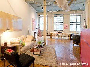 Living Large In A Soho Loft Loft Interiors Loft Apartment Industrial Loft Interior Design