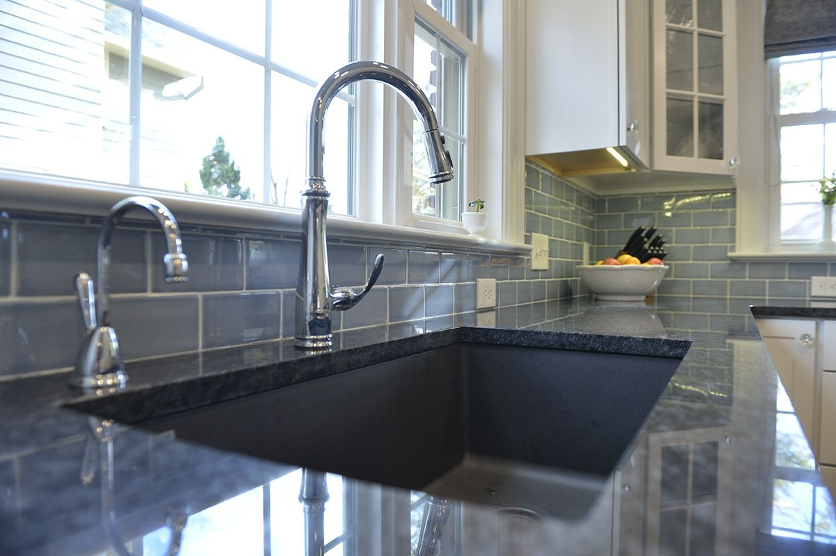 Granite Countertops And Granite Composite Sink | Hurst Remodel In Cleveland,  OH