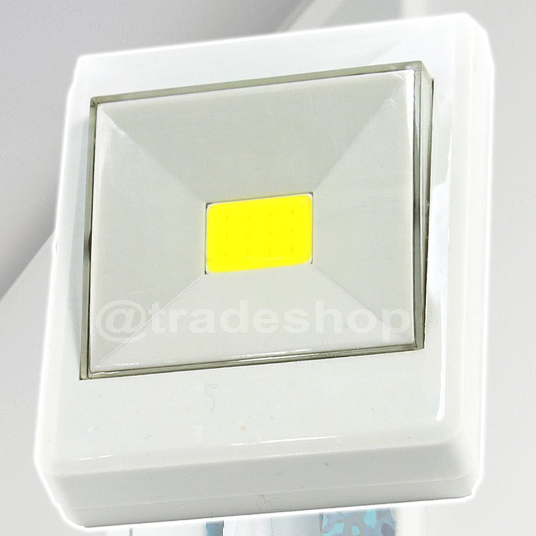 Cono Luce Faretti Led luce a led con interruttore punto faretto lampada cob 3w per