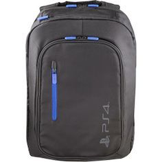 travel bag made for ps4. also comes with controller protectors and extra charger.