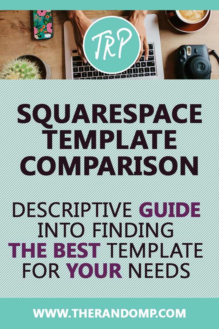 Squarespace Template Comparison How To Know Which Is The Best For