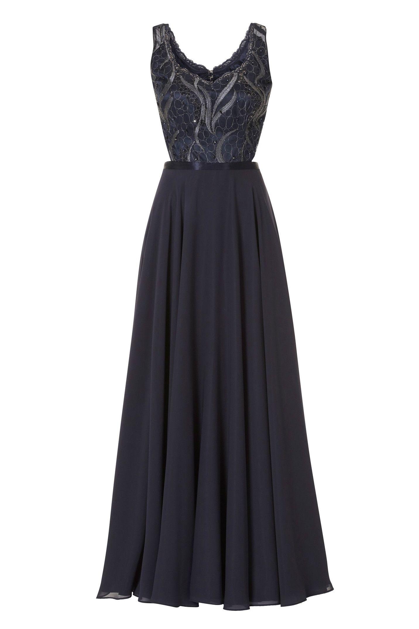 Brautjungfernkleid   Abendkleid, Chiffon kleid, Brautmode