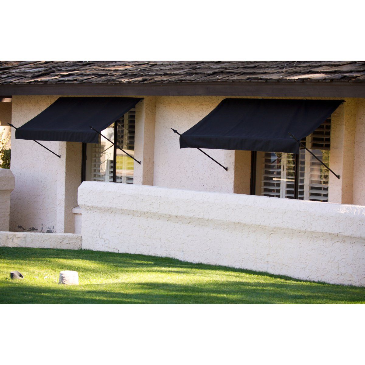 Awnings In A Box Designer Awning 6 Ft Awnings At