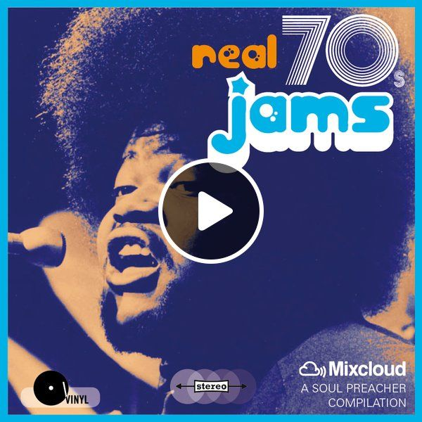 Real 70s Jams by The Soul Preacher | Mixcloud