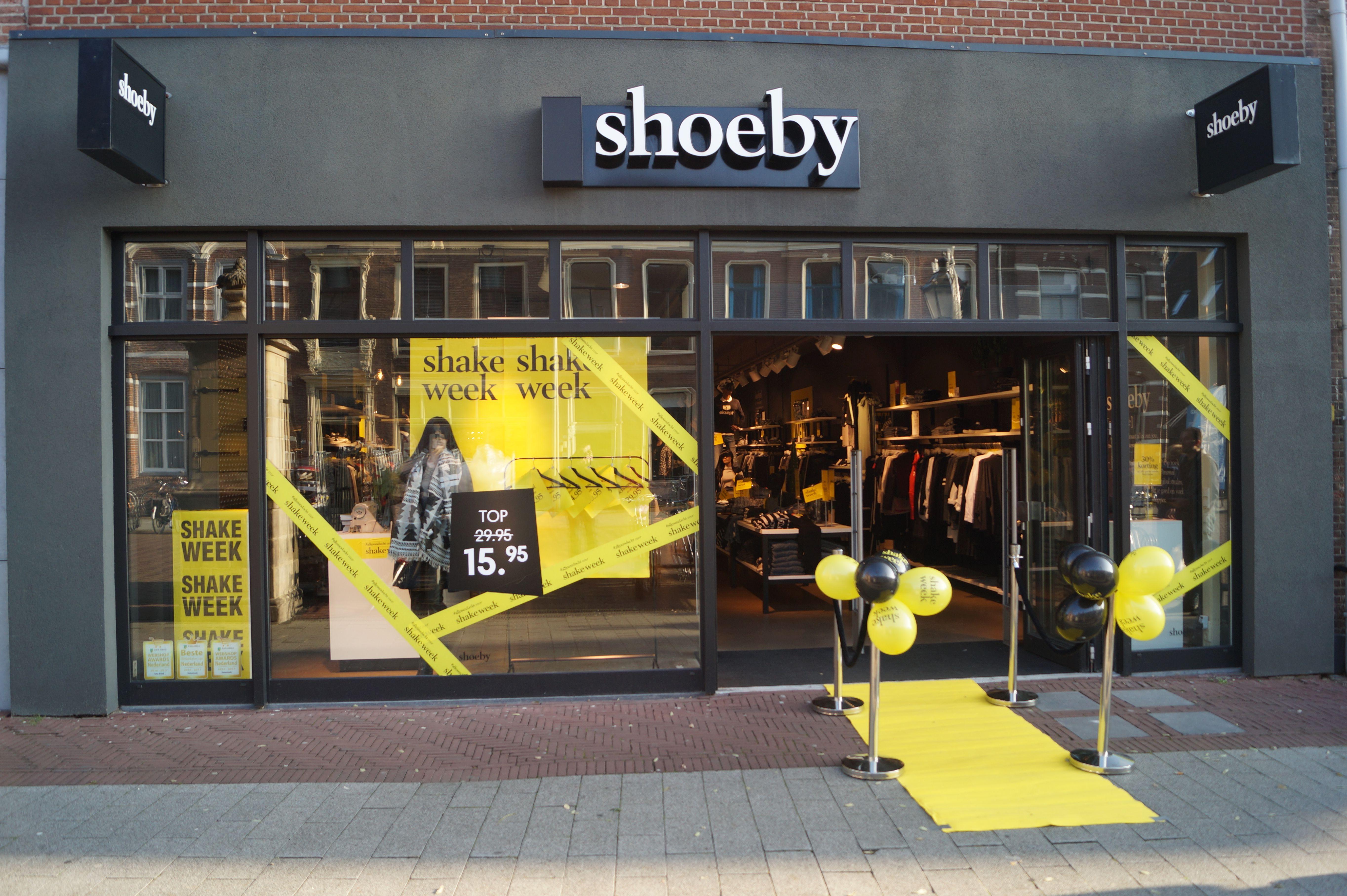 Geurbeleving tijdens de Shake Week! Shoeby Culemborg heeft de Zaluti Air: 1 staan en dat ervaren hun klanten! Voor meer informatie over de Air:1, neem een kijkje op onze website: http://allsens.nl/geur-machine