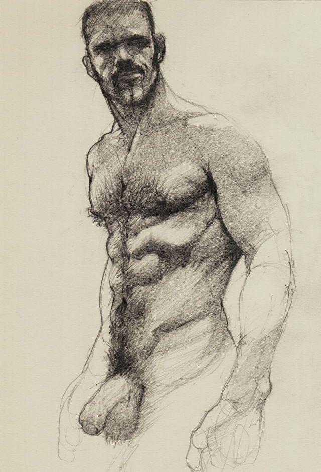 Figure Drawing Definition In Art