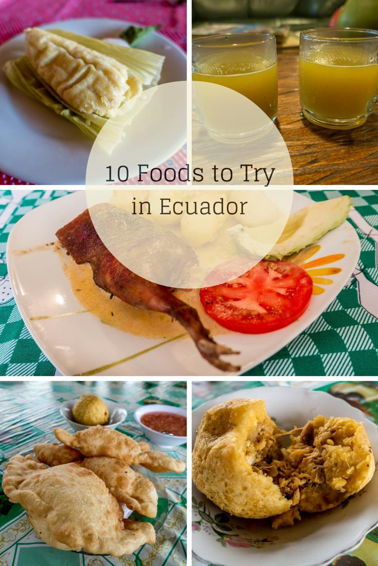10 Ecuadorian Food Dishes Not To Miss | Ecuador, Probar y Comida