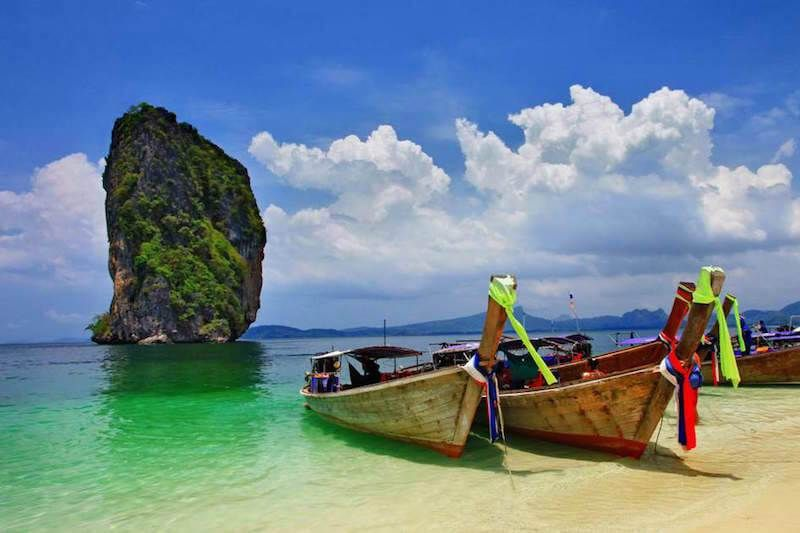 Thailand On A Budget: How to enjoy Thailand without going broke | Thai Longtail Boats