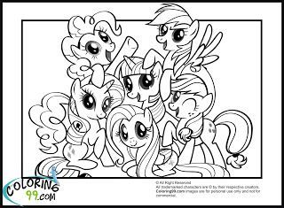 my little ponycoloring pages my little pony coloring pages friendship is magic reagan