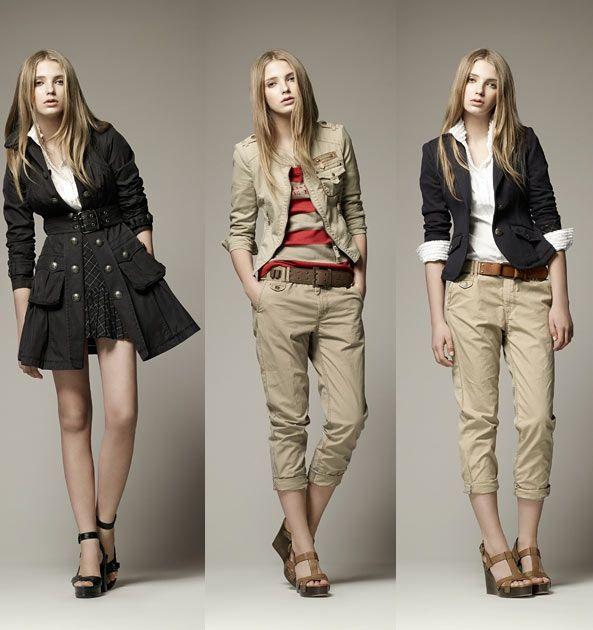 rock clothing | Fashion and Art Trend: Women's Casual Wear | DIY ...