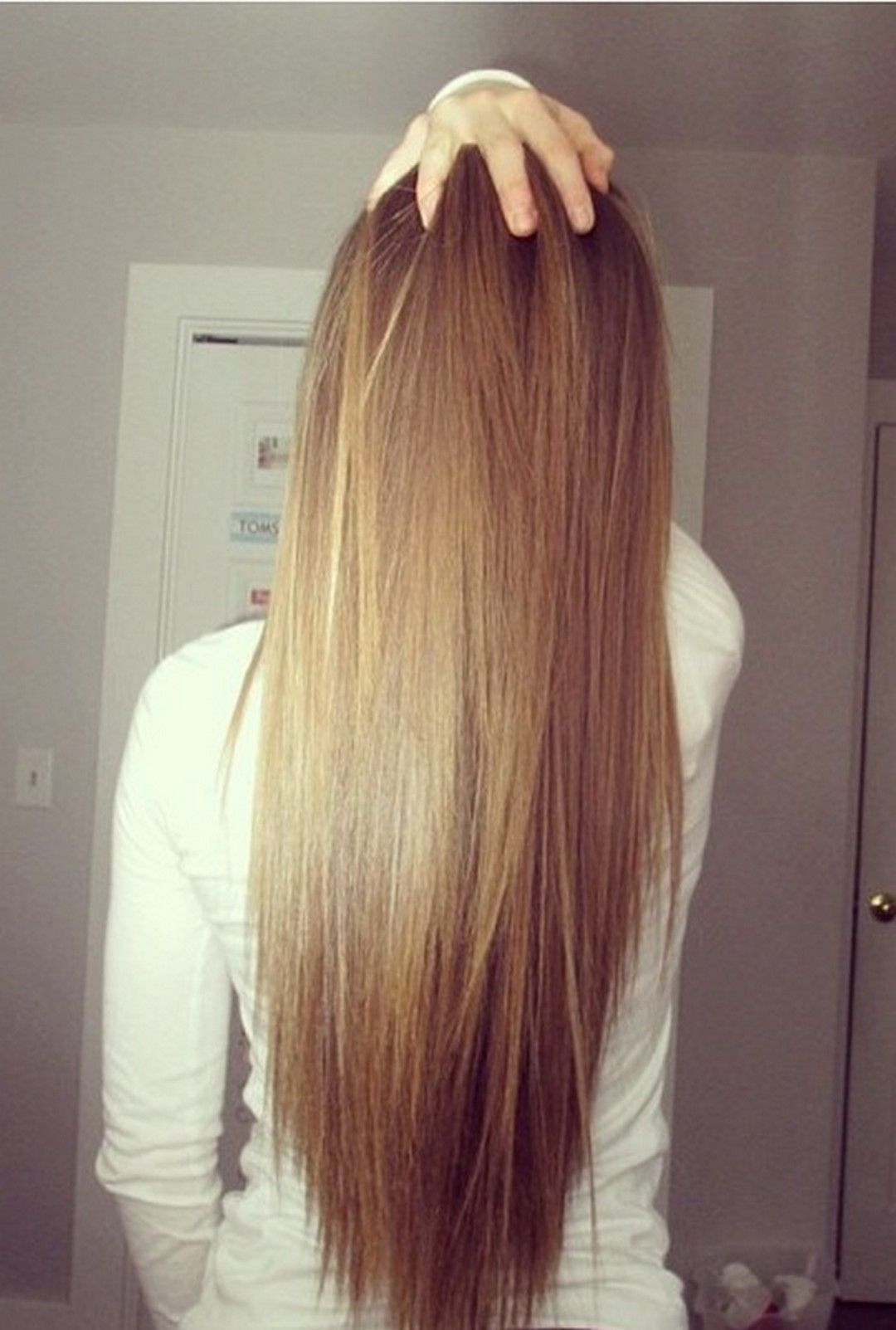Photos of Perfect Blonde Color Hairstyle for Long Hair