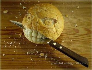 Angry bun :))