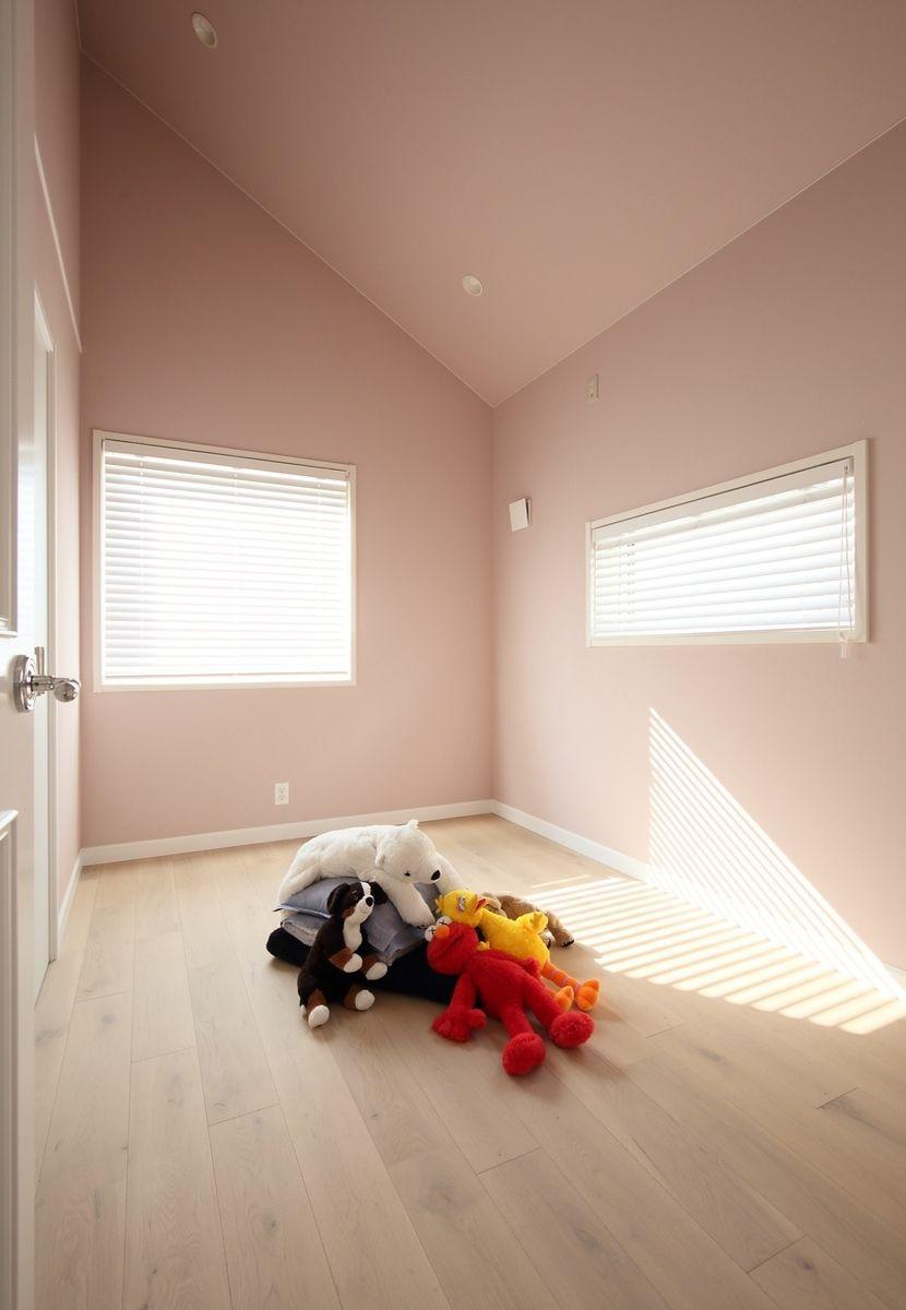 File インテリア 子供部屋 壁紙 ピンク 2020 子ども部屋 壁紙