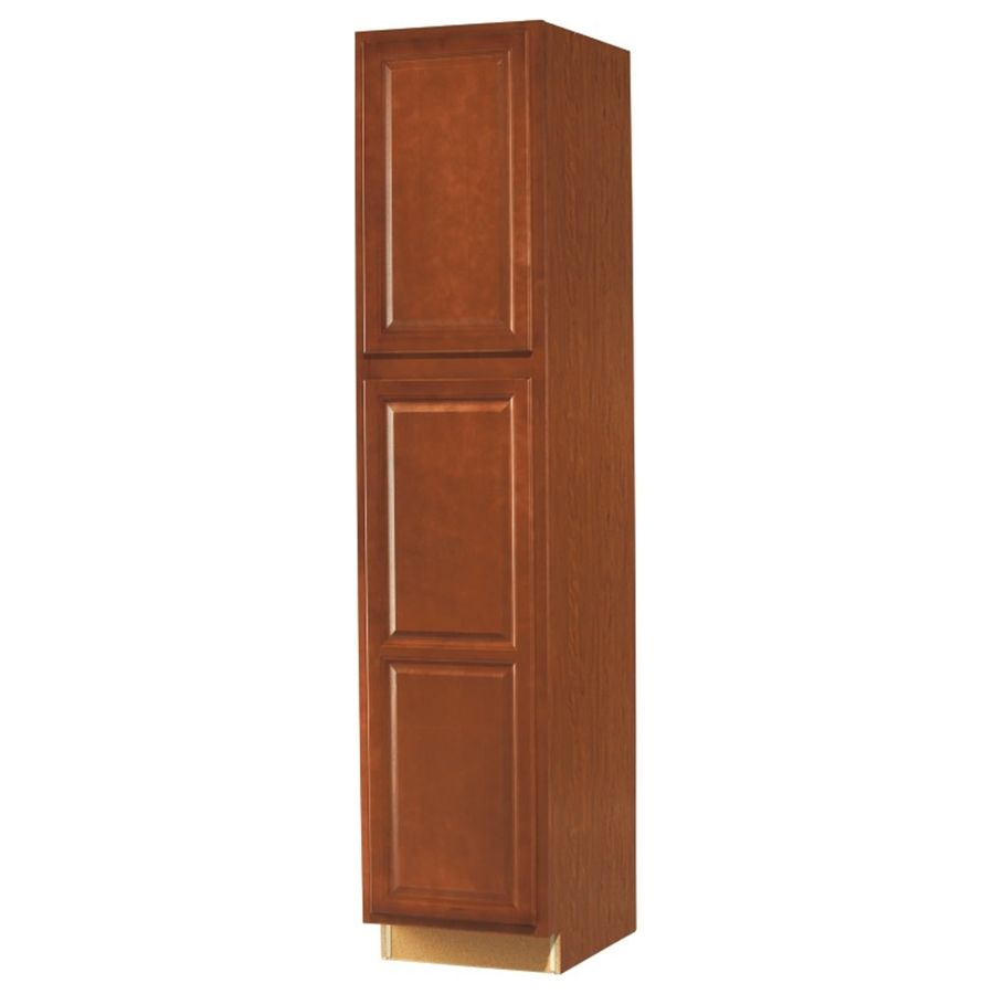Diamond Now Cheyenne 24 In W X 84 In H X 23 75 In D Saddle Door Pantry Stock Cabinet Lowes Com Stock Cabinets Pantry Cabinet Stock Kitchen Cabinets